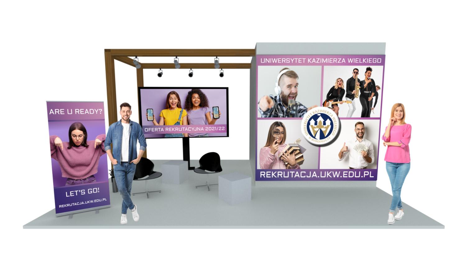 Wirtualne stoisko UKW